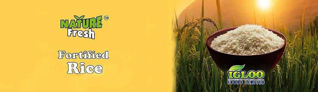 Fortified Rice banner
