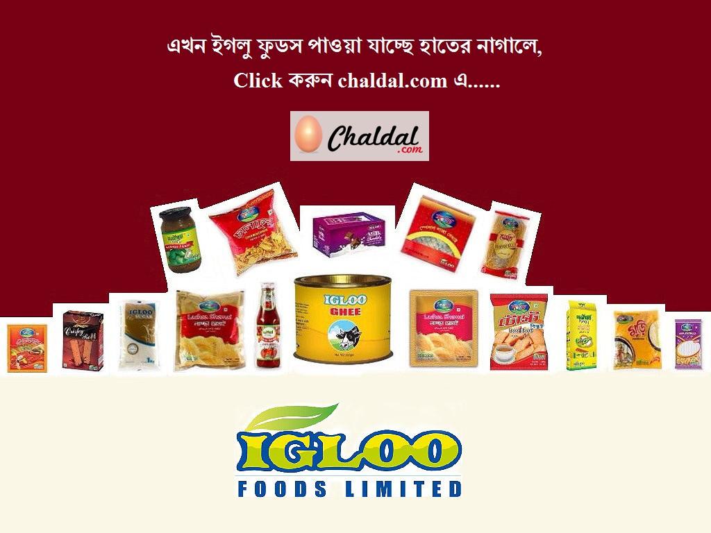 Igloo Foods Ad Banner V3